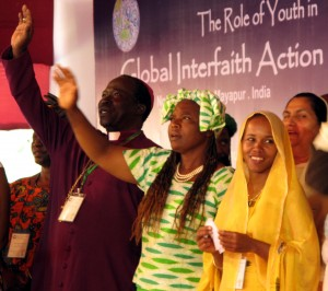 Photograph of Participants at Global Interfaith Action