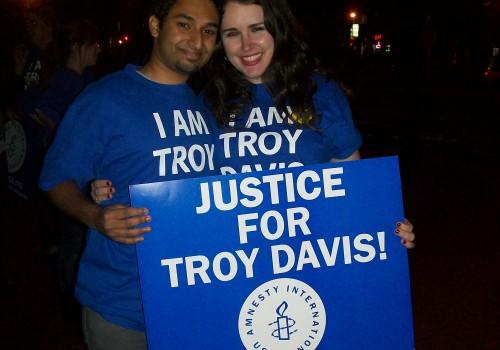 Troy Davis Still Matters: A Conversation with the Reverend Raphael G. Warnock