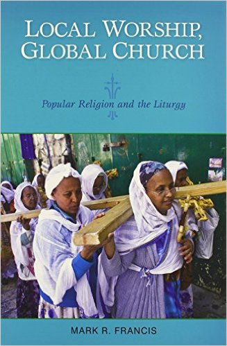 Book Cover of Local Worship Global Church