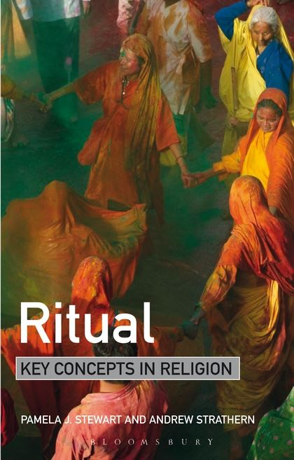 Book Cover Ritual Key Concepts