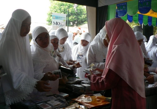 Marketing Islam: Entrepreneurial Ethics and the Spirit of Capitalism in Indonesia