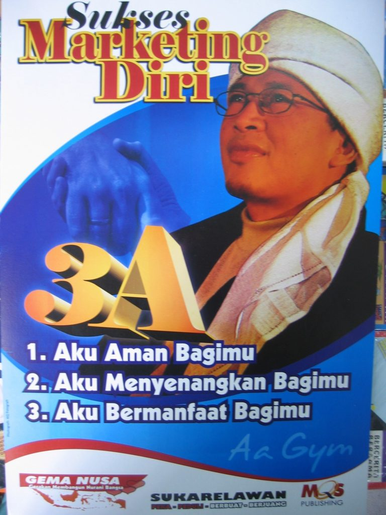 Poster of Marketing Diri