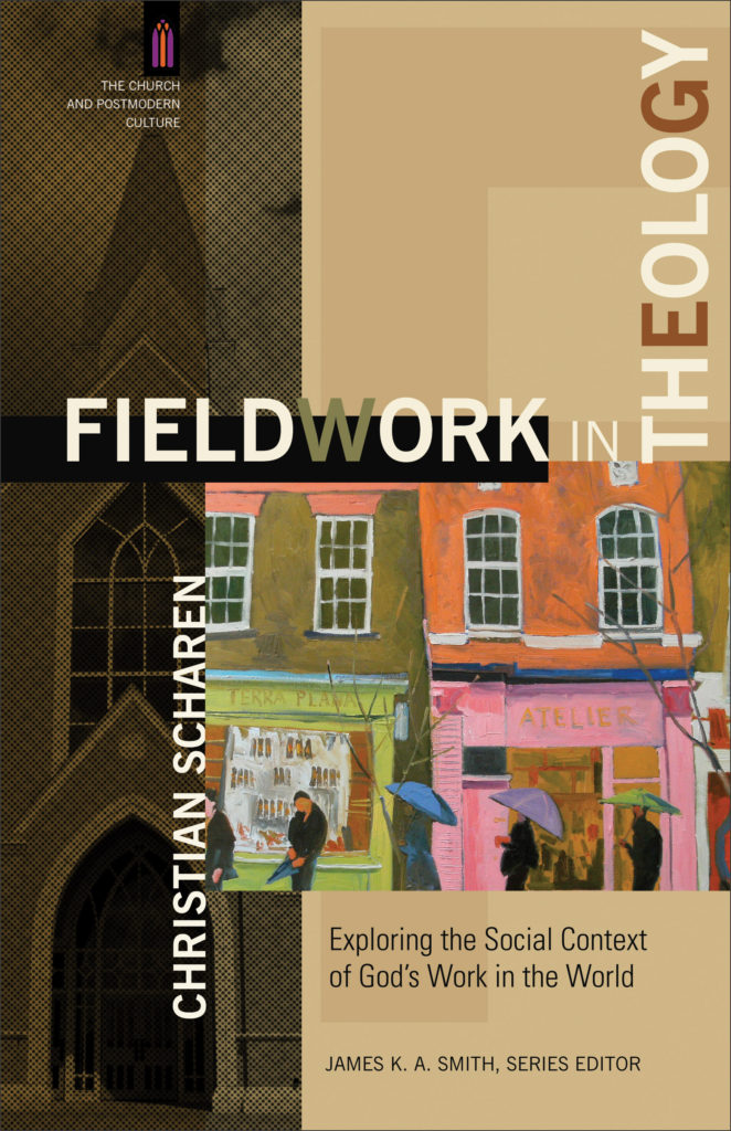 Cover of Fieldwork in Theology