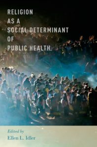 Cover of Religion as a Social Determinant of Public Health