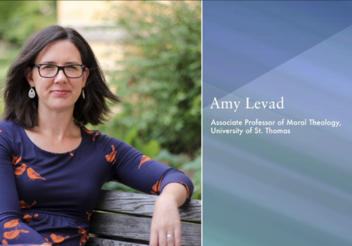 Practical Matters Conference: Amy Levad