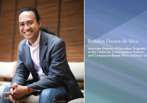 Practical Matters Conference: Brendan Ozawa-de Silva