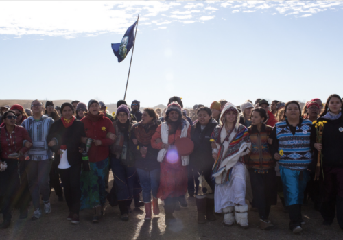 Becoming Allies: Friends, Enemies, and the End of the World at Camp Oceti Sakowin