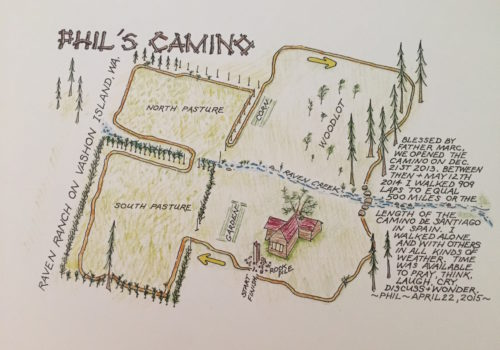 The Root of the Route: Phil's Camino Project and the Catholic Tradition of Surrogate Pilgrimage